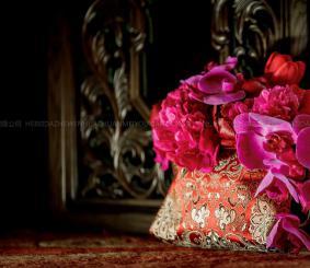 EN新中式婚礼《鸾凤和鸣》