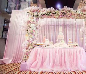 甜美公主风婚礼《We》